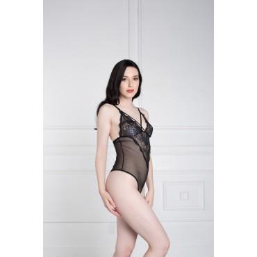 Giorgia Sexy Bodysuit - Elegantly Sensual Lingerie