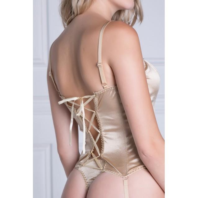 Olimpia Corset - Elegantly Sensual Lingerie