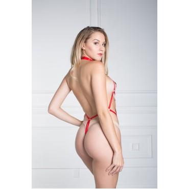 Anita Red - Erotic Body Lingerie