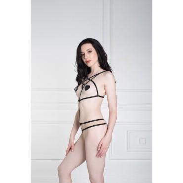 Lola Black - Erotic Body Lingerie