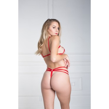 Justine Red - Erotic and Wild Set